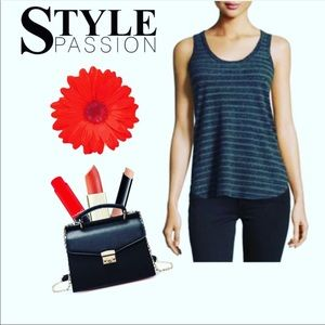 James Perse Tops - 🆕 James Perse Stripe tank
